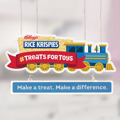 Kellogg's Rice Krispies Treats for Toys
